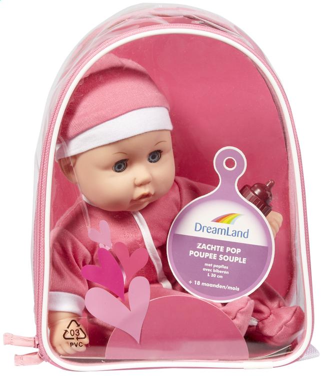 Image pour DreamLand poupée souple avec biberon à partir de ColliShop