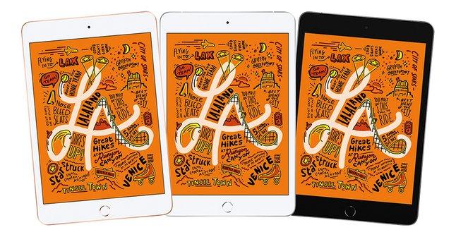 Image pour Apple iPad mini Wi-Fi + Cellular 7,9
