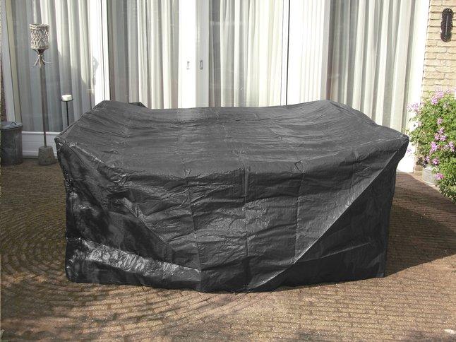 Image pour Housse de protection en polyéthylène 2,2 x 2,2 m à partir de ColliShop