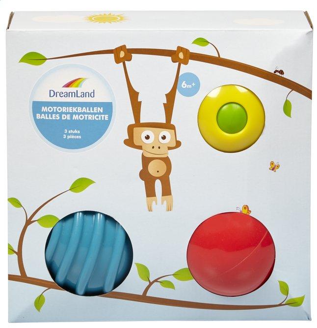 Image pour DreamLand Balles de motricité 3 pièces à partir de ColliShop