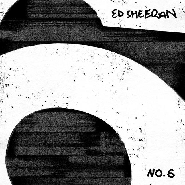 Cd Ed Sheeran - No 6 Collaborations Project