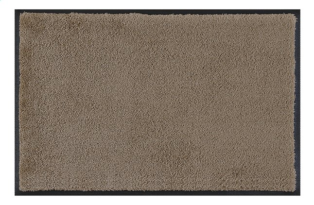 Image pour Wash+dry Tapis de cuisine original taupe 60 x 180 cm à partir de ColliShop