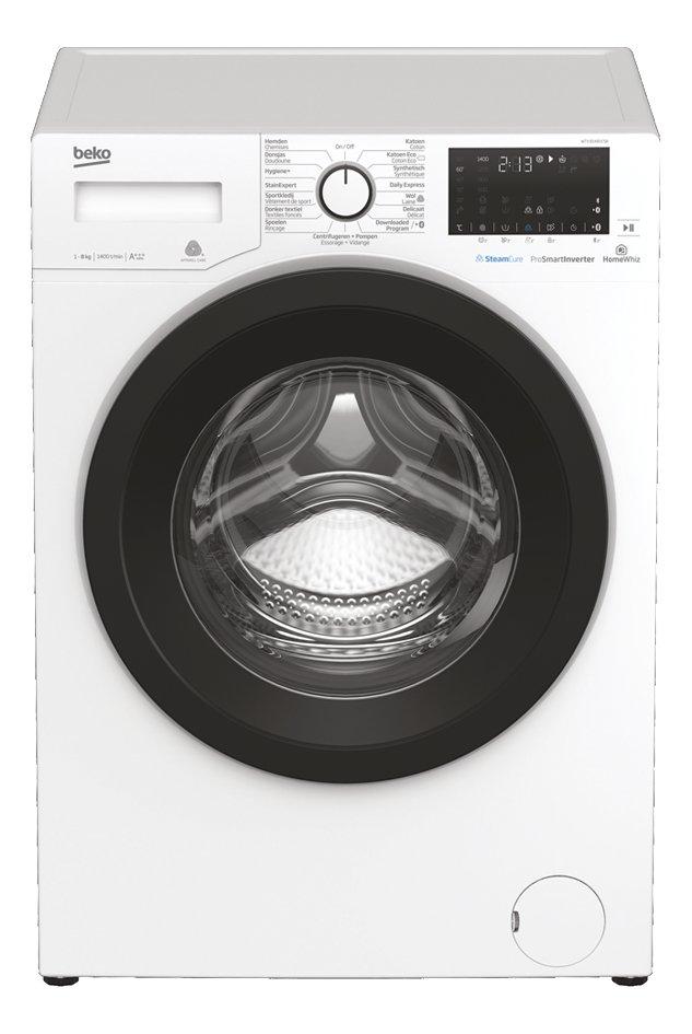 Image pour Beko Machine à laver Home Whiz WTV81483CSB à partir de ColliShop