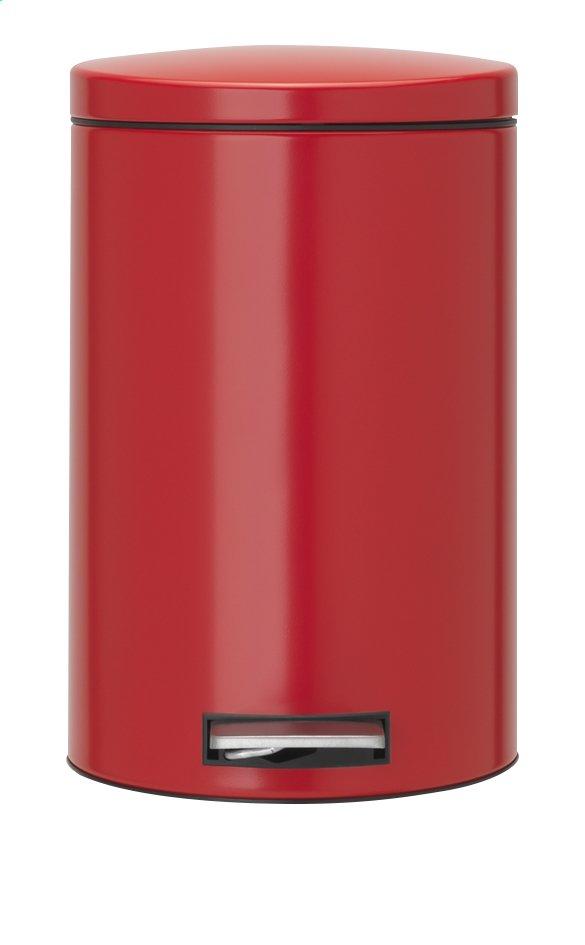 Image pour Brabantia poubelle à pédale 12 l rouge Passion à partir de ColliShop