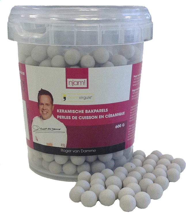 Afbeelding van Point-Virgule bakparels 600 g from ColliShop