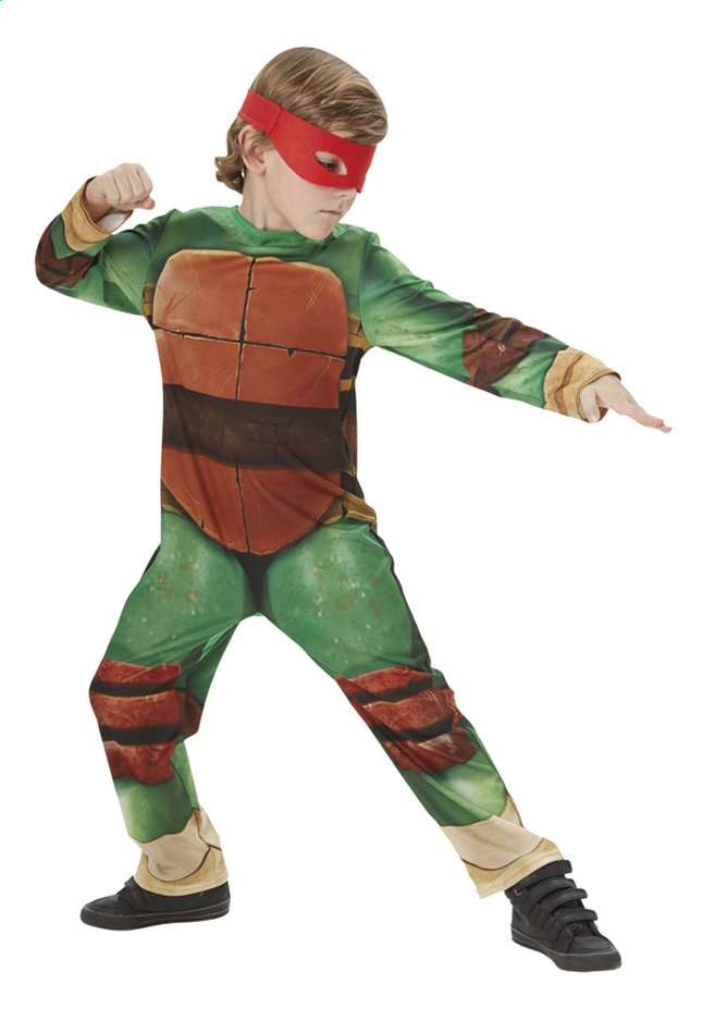 Afbeelding van Verkleedpak Ninja Turtles maat 98/104 from ColliShop