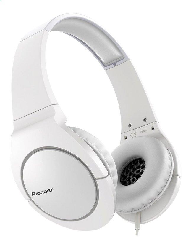 Afbeelding van Pioneer hoofdtelefoon SE-MJ741 wit from ColliShop