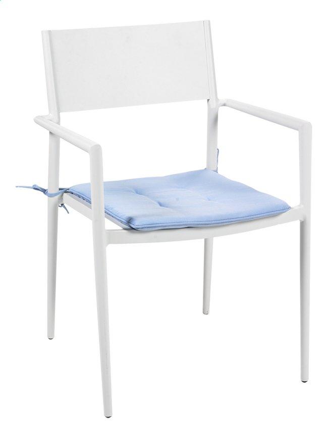 Image pour Chaise de jardin Sandy blanc à partir de ColliShop