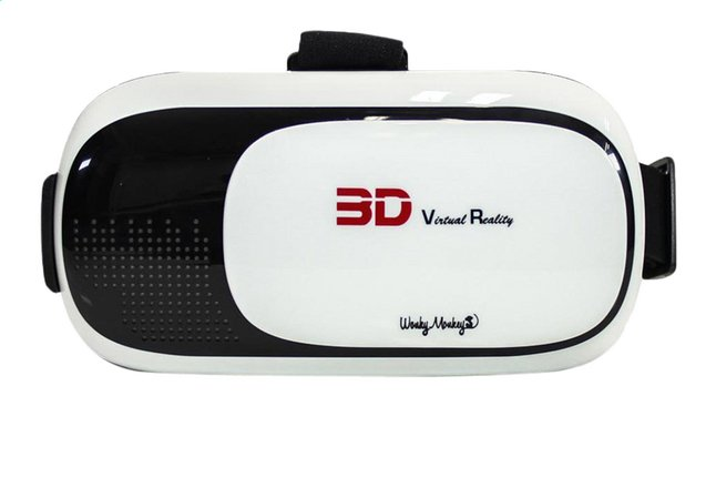 Afbeelding van Wonky Monkey 3D virtual reality bril from ColliShop