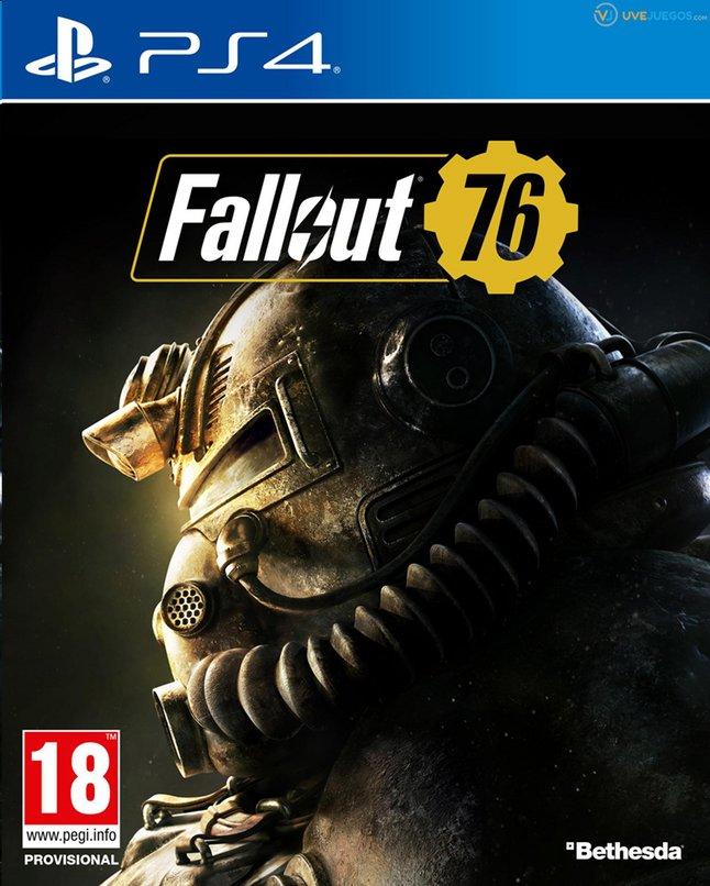 PS4 Fallout 76 FR/ANG