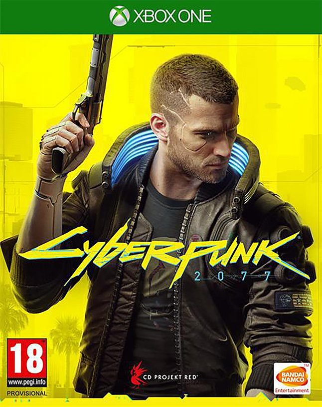 Xbox One Cyberpunk 2077 FR/ANG
