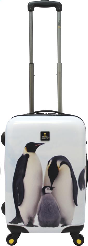 Afbeelding van National Geographic Harde reistrolley Pinguin Spinner 55 cm from ColliShop