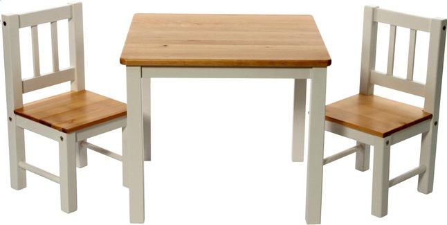 Afbeelding van Tafel met 2 stoeltjes Joyce from ColliShop