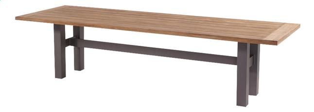 Hartman Tuintafel Yasmani vintage brown/xerix L 300 x B 100 cm