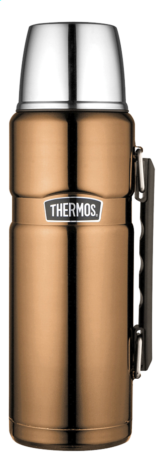 thermos bouteille isotherme king cuivre 1 2 l collishop. Black Bedroom Furniture Sets. Home Design Ideas