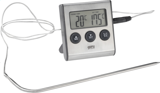 Afbeelding van Gefu digitale braadthermometer Tempere from ColliShop