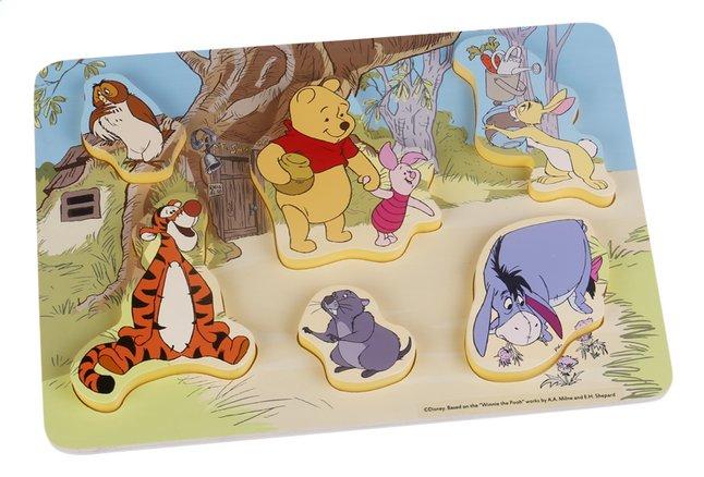 Image pour Puzzle en bois Disney Baby Winnie l'Ourson à partir de ColliShop