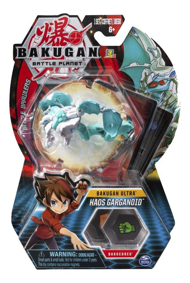 Image pour Bakugan Ultra Ball Pack - Haos Garganoid à partir de ColliShop
