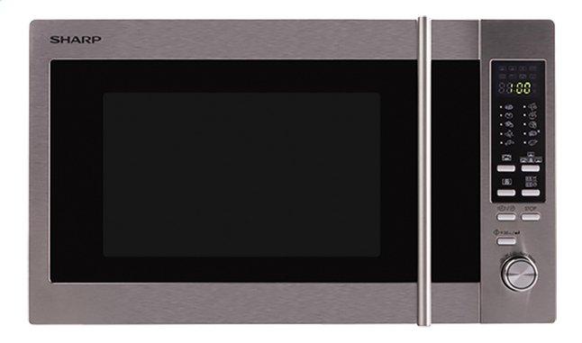 Image pour Sharp Micro-ondes combiné R-92STW inox à partir de ColliShop