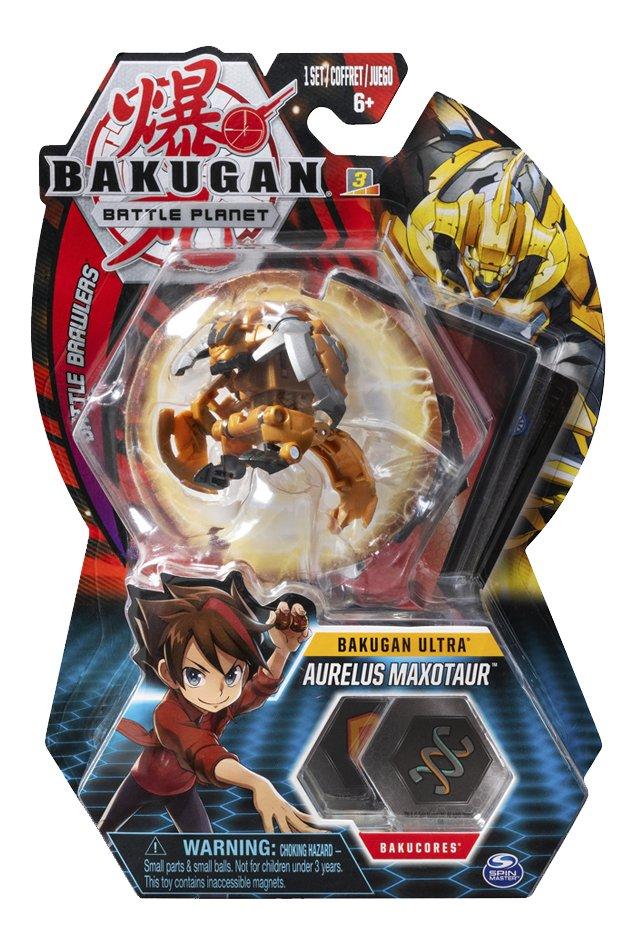 Afbeelding van Bakugan Ultra Ball Pack - Aurelus Maxotaur from ColliShop
