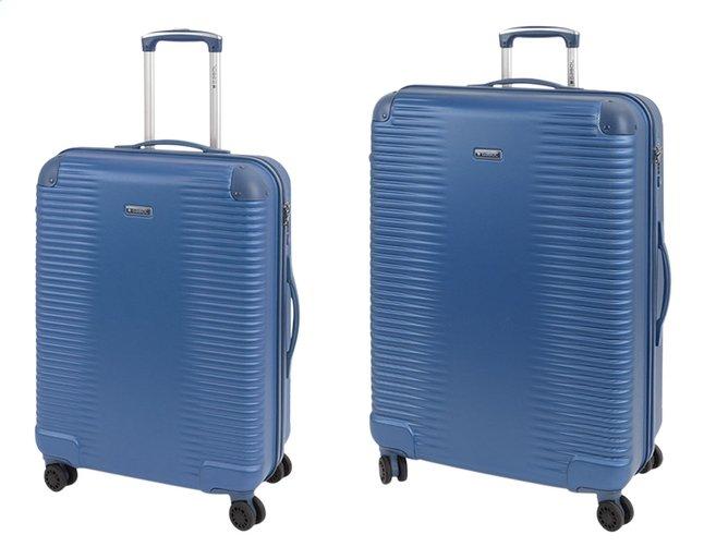 Afbeelding van Gabol Harde trolleyset Balance Azul Blue from ColliShop