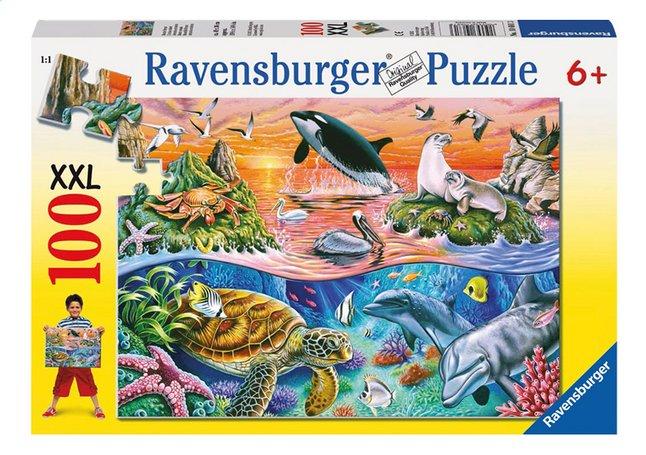 Image pour Ravensburger puzzle L'océan coloré à partir de ColliShop