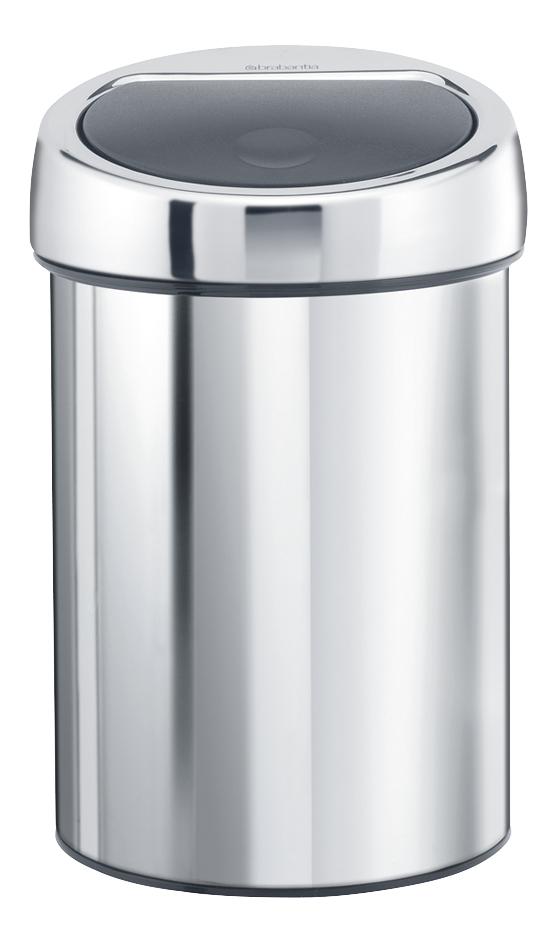 Image pour Brabantia poubelle Touch Bin 3 l à partir de ColliShop