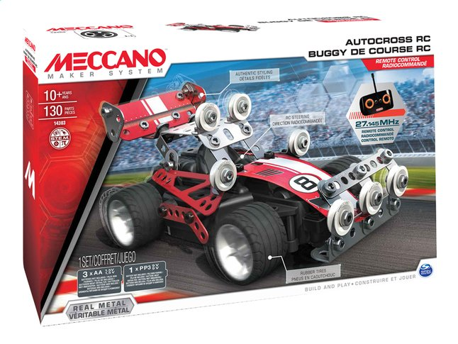 Afbeelding van Meccano Autocross RC from ColliShop