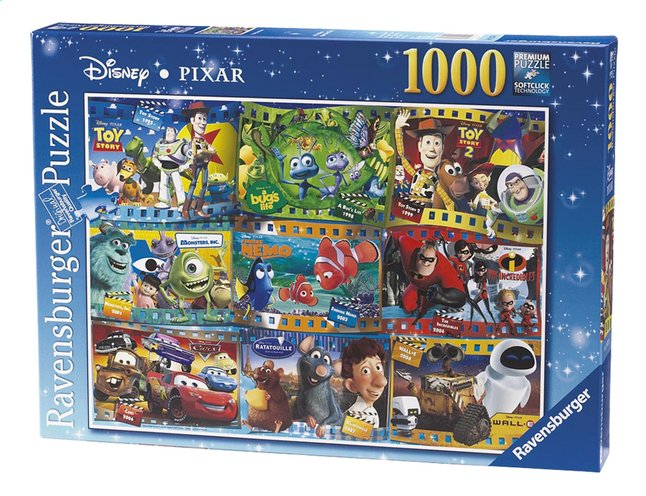 Afbeelding van Ravensburger puzzel Disney Pixar from ColliShop