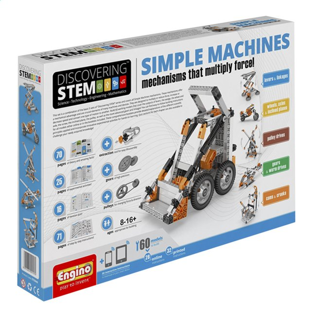 Afbeelding van Engino Simple Machines from ColliShop