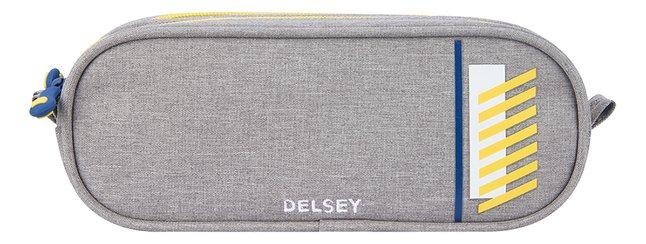 Image pour Delsey plumier Stripes à partir de ColliShop