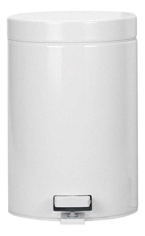 Image pour Brabantia poubelle à pédale 3 l blanc à partir de ColliShop