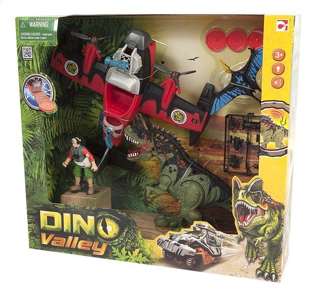 Image pour Set de jeu Dino Valley V Dinostrikker à partir de ColliShop