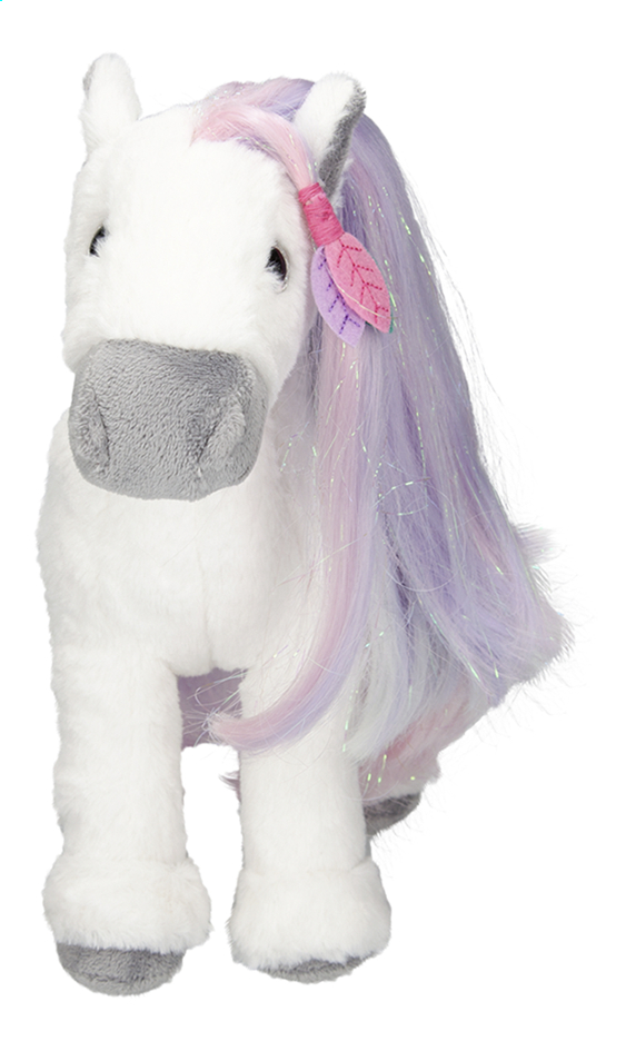 Peluche Miss Melody cheval 27 cm
