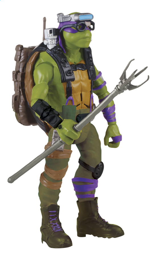 Afbeelding van Figuur Teenage Mutant Ninja Turtles Out of the Shadows deluxe Donatello from ColliShop