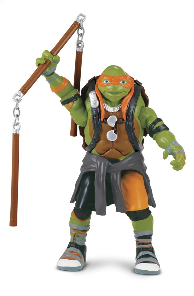 Afbeelding van Figuur Teenage Mutant Ninja Turtles Out of the Shadows deluxe Michelangelo from ColliShop