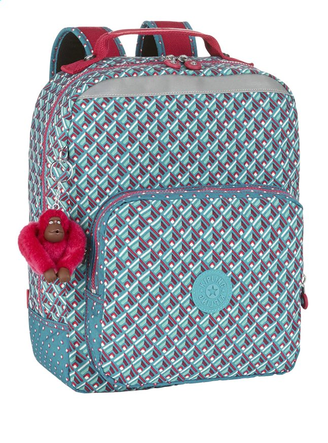 Sac à dos Kipling Upgrade Summer Pop Bl bleu QIKEhhByyy