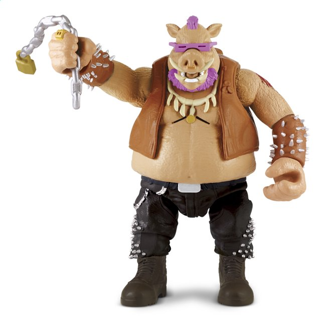Afbeelding van Figuur Teenage Mutant Ninja Turtles Out of the Shadows deluxe Bebop from ColliShop