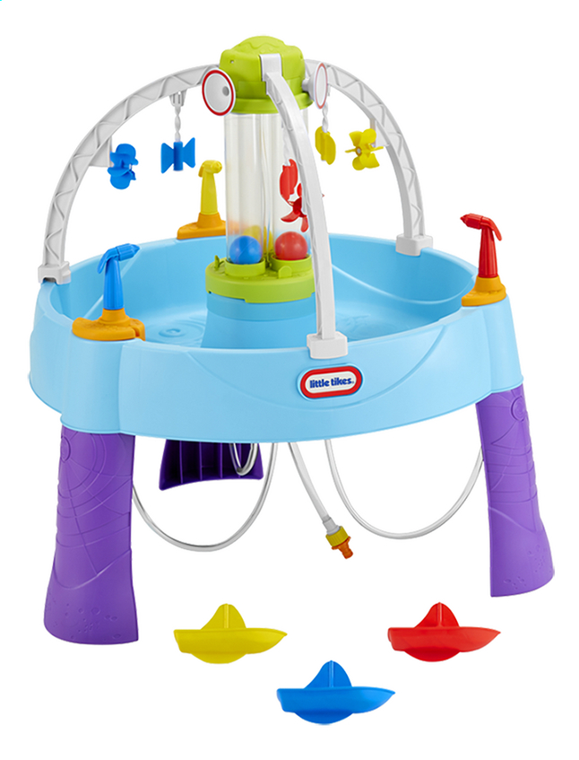 Afbeelding van Little Tikes speeltafel Battle Splash Water Table from ColliShop