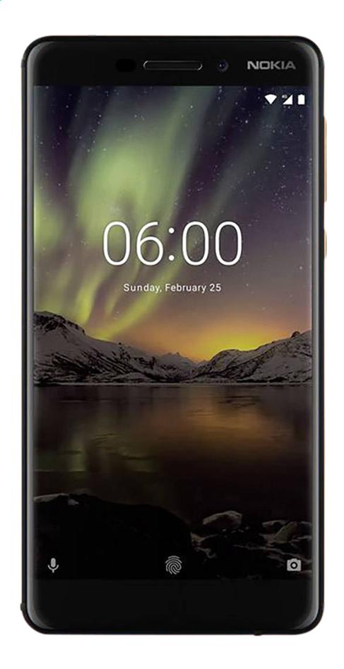 Image pour Nokia smartphone 6.1 noir à partir de ColliShop