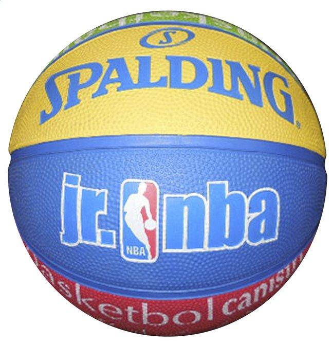 Image pour Spalding ballon de basket NBA Junior taille 5 à partir de ColliShop