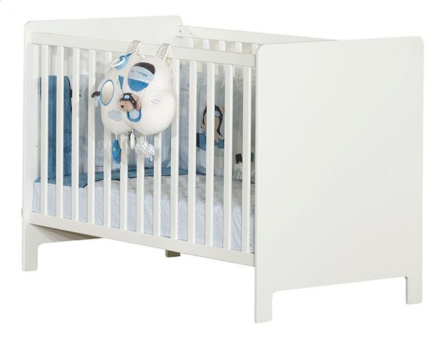 Image pour Sauthon Lit de bébé Bianca 120 x 60 cm à partir de ColliShop
