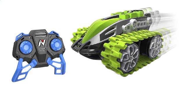 Image pour Nikko voiture RC Nanotrax vert à partir de ColliShop
