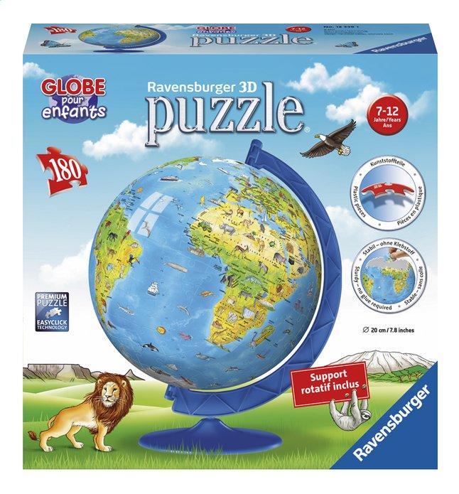 Image pour Ravensburger puzzleball Children's Globe à partir de ColliShop