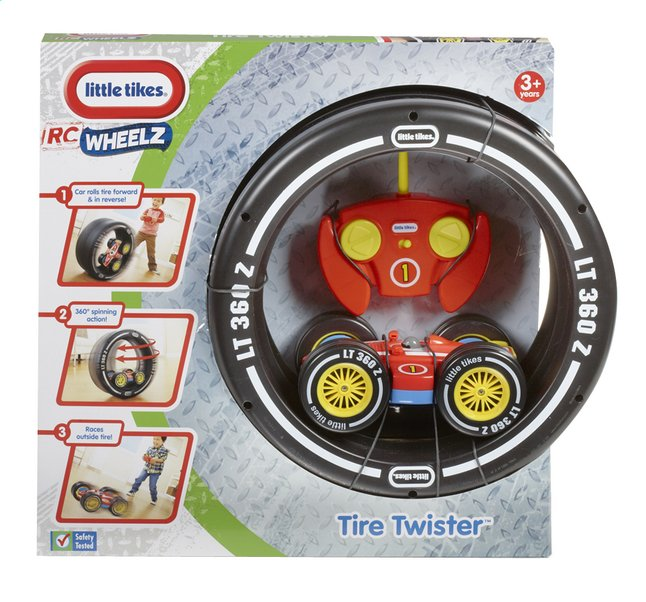 Image pour Little Tikes voiture RC Tire Twister à partir de ColliShop