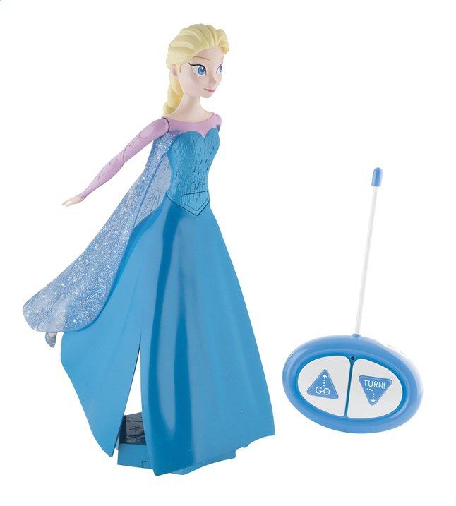 Image pour Poupée Disney La Reine des Neiges RC Elsa patine à partir de ColliShop
