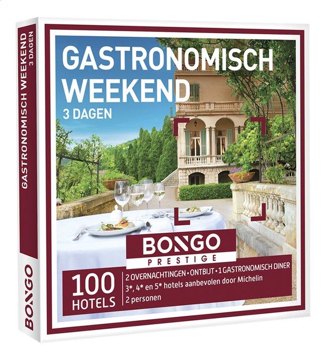 Afbeelding van Bongo Gastronomisch Weekend 3 dagen from ColliShop
