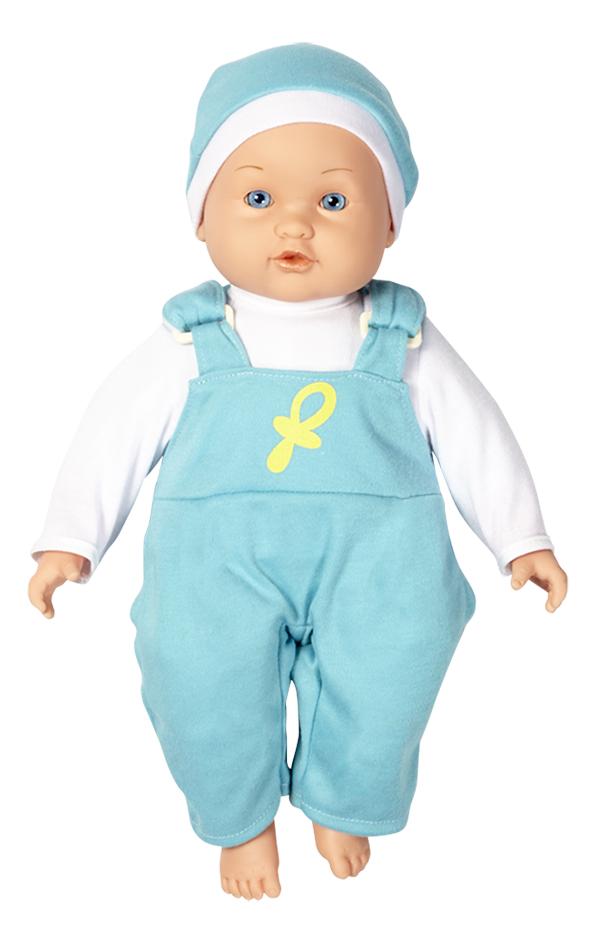 Image pour DreamLand poupée souple Ma première poupée salopette bleue à partir de ColliShop
