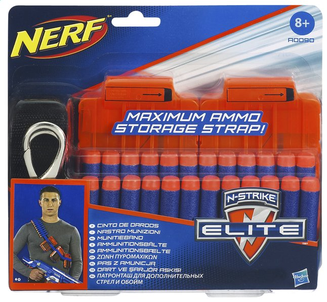 Image pour Nerf N-Strike Elite porte-munitions kit à partir de ColliShop