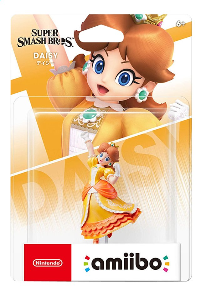 Nintendo figurine Amiibo Daisy